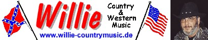 Linkbanner Willie - Country & Western Music